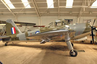 G-KAPW - Shuttleworth Collection at Old Warden