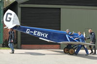 G-EBHX - Shuttleworth Collection at Old Warden - by Terry Fletcher