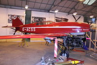 G-ACSS - Shuttleworth Collection at Old Warden