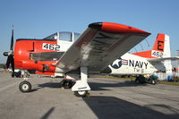 N462NA @ LAL - At 2012 Sun N Fun