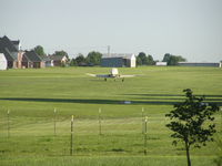 N3057K @ OK94 - Flight test take off roll