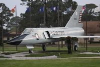 59-0145 @ KPAM - Parked at Tyndall AFB - by Mark Silvestri