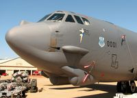 60-0001 @ BAD - At Barksdale Air Force Base. - by paulp