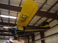 N11417 @ KRIC - VA Aviation Museum - by Ronald Barker