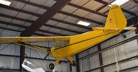 N42535 @ KRIC - VA Aviation Museum - by Ronald Barker