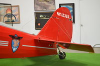 N12329 @ KRIC - VA Aviation Museum - by Ronald Barker
