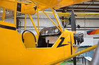 N77552 @ KRIC - VA Aviation Museum - by Ronald Barker