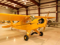 N98022 @ KGWB - Recently restored in the hanger, March 2012 - by B Moore
