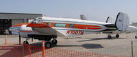 N700TN @ KCNO - Chino airshow 2009