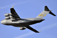 07-7184 @ ETAR - departing Ramstein AFB - by Volker Hilpert