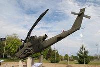 70-16045 - Veteran's memorial in Washington Park - by Glenn E. Chatfield