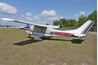 N3518F @ ZPH - 1966 Cessna 182J
