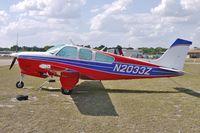 N2033Z @ ZPH - 1978 Beech F33A, c/n: CE-810