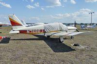 N7686J @ ZPH - 1969 Piper PA-28R-180, c/n: 28R-31087