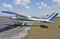 N9417M @ ZPH - At Zephyrhills Municipal Airport, Florida