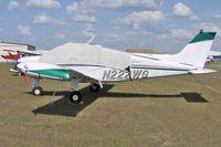 N222WG @ ZPH - At Zephyrhills Municipal Airport, Florida