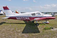 N622MK @ ZPH - At Zephyrhills Municipal Airport, Florida