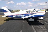 N7083R @ ZPH - At Zephyrhills Municipal Airport, Florida