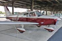 N830P @ ZPH - At Zephyrhills Municipal Airport, Florida