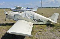 N5158U @ ZPH - At Zephyrhills Municipal Airport, Florida