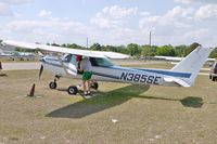 N385SE @ ZPH - At Zephyrhills Municipal Airport, Florida