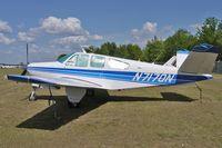 N7170N @ ZPH - At Zephyrhills Municipal Airport, Florida