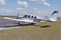 N86ME @ ZPH - At Zephyrhills Municipal Airport, Florida
