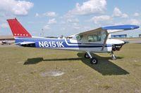 N6151K @ ZPH - At Zephyrhills Municipal Airport, Florida