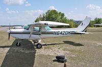 N6420M @ ZPH - At Zephyrhills Municipal Airport, Florida