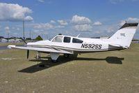 N592SS @ ZPH - At Zephyrhills Municipal Airport, Florida
