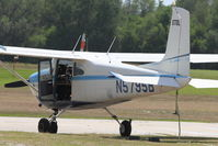 N5795B @ ZPH - At Zephyrhills Municipal Airport, Florida