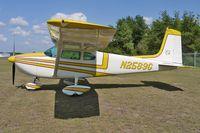 N2589G @ ZPH - At Zephyrhills Municipal Airport, Florida