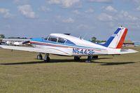 N5443P @ ZPH - At Zephyrhills Municipal Airport, Florida