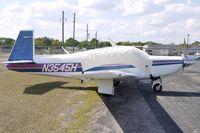 N3545H @ ZPH - At Zephyrhills Municipal Airport, Florida