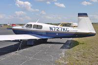 N727KC @ ZPH - At Zephyrhills Municipal Airport, Florida