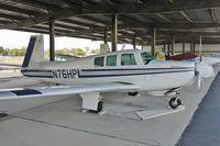 N76HP @ ZPH - At Zephyrhills Municipal Airport, Florida