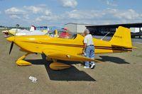 N436JE @ ZPH - At Zephyrhills Municipal Airport, Florida