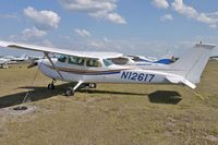 N12617 @ ZPH - At Zephyrhills Municipal Airport, Florida - by Terry Fletcher