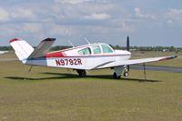 N9792R @ ZPH - At Zephyrhills Municipal Airport, Florida