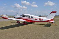 N41399 @ ZPH - At Zephyrhills Municipal Airport, Florida