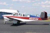 N6024A @ ZPH - At Zephyrhills Municipal Airport, Florida