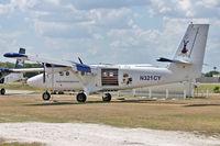 N321CY @ ZPH - At Zephyrhills Municipal Airport, Florida