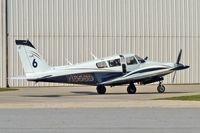 N65SD @ 7FL6 - At Spruce Creek Airpark , Florida