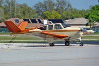 N5364E @ 7FL6 - At Spruce Creek Airpark , Florida