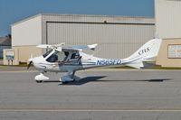 N565FD @ 7FL6 - At Spruce Creek Airpark , Florida