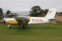 G-CCZA photo, click to enlarge