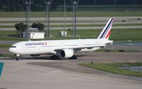 F-GZNF @ MCO - Air France 777-300ER - by Florida Metal