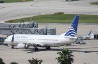 HP-1719CMP @ MCO - Copa 737-800