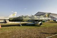 281 @ LFLQ - MiG-21U-600 Mongol - by Volker Hilpert