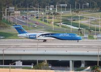N949AT @ MCO - Orlando Magic